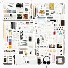 tumblr mltzxavf071sp4an2o10 1280 50 Amazing Examples of Knolling Photography