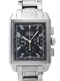 12c5ccb99b7 Zenith Port Royal V El Primero Men s Chronograph Watch 03.0550.400 21.M550