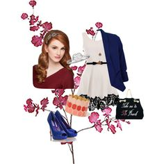 """""""love pink"""" by shop-roci on Polyvore"""