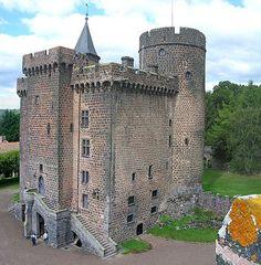 chateau dauphin pontgibaud - Google Search