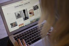 Share your family history on Pinterest - tips from the @Pinterest blog