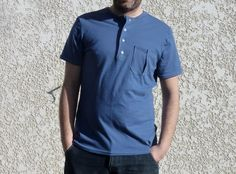 Polo Lenny by Madame Créative | Project | Sewing / Men's | Kollabora