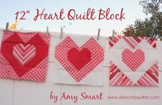 Valentine Quilting Patterns