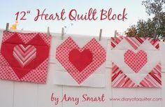 Valentine Quilting Patterns