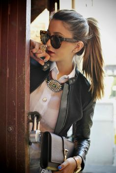 - Scent of Obsession - Fashion Blogger: NEW YORK FW S/S 2013 day #5
