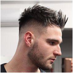50 Elegant Hairstyle for Men 2019