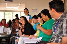 San Salvador, El Salvador Youth Conference - Bahá'í World News Service San Salvador, Youth Conference, Young People, My World, August 2013, Mountain Range, Honduras, Belize, Volcano