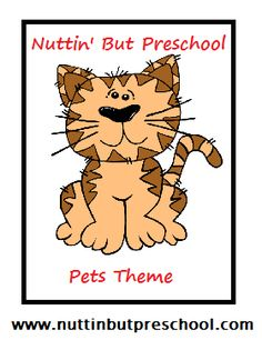 » Pets Early Childhood Theme Nuttin' But Preschool