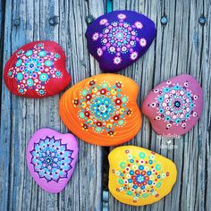 some new clam shell mandalas are going up in the online store tonight! www.spinfinitedesigns.com