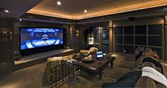 Home Theatres - Photo Thread - Page 2 - LuxHomes.com - The world's #1 site for luxury home connoisseurs