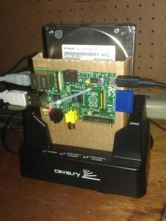 Raspberry Pi: the Perfect Home Server   Linux Journal Check out http://arduinohq.com for cool new arduino stuff!