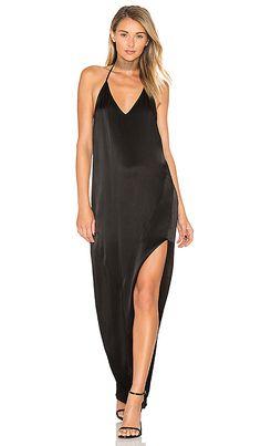 Dolce Vita Adrienne Maxi Dress in Black