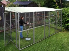 aviary cage materials - Google Search