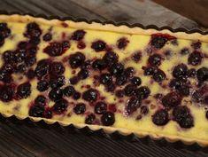 Tarta+cu+coacaze+negre Pie, Desserts, Food, Sweets, Kitchens, Drinks, Torte, Tailgate Desserts, Cake