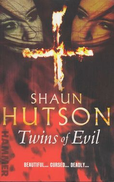 2011 UK edition of Shaun Hutson's novelization of Hammer's Twins Of Evil, the third of the 'Karnstein Trilogy' films.