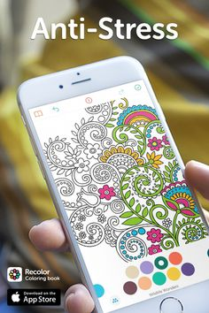 Join millions of people who use Recolor as an outlet to relax, have fun and express themselves through colors. Recolor celebrates creativity and let people rediscover the fun of coloring.
