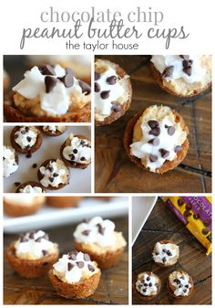 We LOVE a good cookie cup recipe—and this one from @thetaylorhouse is definitely on the list for quick, easy ways to bake up something cute and delicious! Using our NESTLE® TOLL HOUSE® Refrigerated Chocolate Chip Cookie Dough for the cookie cup and Milk Chocolate Morsels as a topping, these are perfect for sharing with the VIPs in your life.