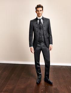 www.tziacco.de | #TZIACCO #WILVORST #Anzug #suit #Royal #TrendLine…