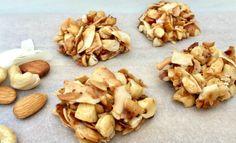 5 ingredient no bake crunchy coconut bites 😍😍🍪 Recipe here: https://www.healthymummy.com/recipe/5-ingredient-no-bake-crunchy-coconut-bites/?lbwref=83&utm_content=buffer43170&utm_medium=social&utm_source=pinterest.com&utm_campaign=buffer