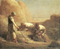 Jean-François Millet Paintings | Jean Francois Millet Paintings 34.jpg