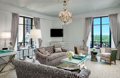 Tiffany Suite at The St. Regis New York