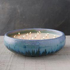 17-Wick Patio Citronella Candle