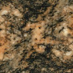 sensa waterfall sample granite kitchen countertop sample | kitchen