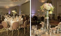 Relaxed Luxe Wedding at the St. Paul Hotel