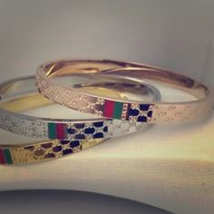 Rose Gold Bangle Bracelet Anium Steel High Quality Replica