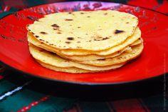 Тортилья - лепешки из кукурузной муки для начос и тако