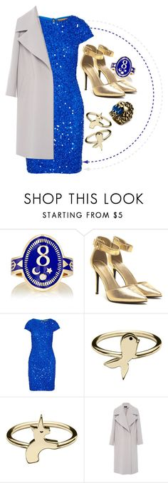 """""""Cigar Band"""" by cherieaustin on Polyvore featuring Foundrae, Alice + Olivia, Orca, Alena Akhmadullina and Gucci"""