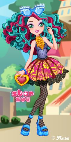 Ever After High Mirror Beach Madeline Hatter Dress Up Game Ever After High Games, Avatar, Tea Riffic, Purple Suits, Equestrian Girls, Up Game, Blue Sandals, Cartoon Images, Monster High