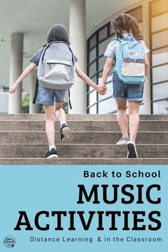 Back to School time will be here soon and music teachers need to be prepared for anything. Whether you will be in your elementary music classroom or teaching through online distance learning, you will want to welcome your kids back with open arms. Check out the ideas, lessons, and activities in this blog post. FREE printable rhythm rule posters are perfect for your classroom while Boom music literacy sets will help students develop music reading skills while learning at home. Click to read. Music Teachers, Music Classroom, Music Education, Health Education, Physical Education, Future Classroom, Elementary Music Lessons, Elementary Schools, Orff Activities