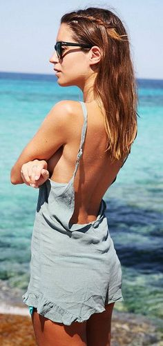 MUST SEE -  Backless jumpsuit...