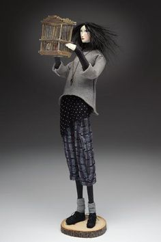 Art Dolls by Cindee Moyer