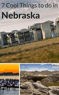 Nebraska is known for beautiful scenery and open spaces but there are many more reasons to visit Nebraska. Here are 7 cool things to do in Nebraska...