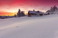 Norwegian Sunset by Rob Kints on 500px