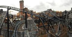 Wow...#Taron at #Phantasialand looks amazing! Can't wait to ride when it opens! #rollercoaster #germany