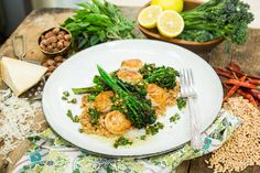 The perfectly Seared Scallops by Chef Brian Malarkey! For more tasty recipes tune in to Home & Family weekdays at 10a/9c on Hallmark Channel!