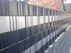 """Sichtschutzfolie """"Light"""" auf Rolle incl. Klemmschienen Länge: ca. 35 m    ausreichend für ca. 13 Streifen bei einer     Mattenlänge von 2.510 mm    Höhe: ca. 190 mm    Farbe: grün (ähnlich RAL 6005)  Incl...."""