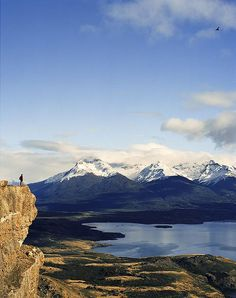 Travel Content: Patagonia. Photographed by Frederic Lagrange Patagonia, Paisajes