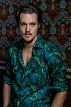 Alexander Dreymon [IMG] Alexander Dreymon is a 33 yr old, German born actor best known for playing Luke Ramsey in American Horror Story Coven and as. Most Beautiful Man, Gorgeous Men, Beautiful People, Alexander Dreymon, Josh Bowman, Big Blue Eyes, The Last Kingdom, Jonathan Rhys Meyers, Poses For Men