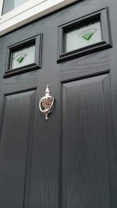 Anthracite grey composite door from www.xtremedoor.co.uk