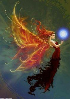 Fairy Art by Mystical Elements