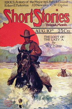 Short Stories  [1926-08-10] cover