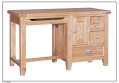 ELEPHANT  FURNITURE - Vancouver Value - Small Desk (1300mm x 600mm x 800mm High) - V V-SD029