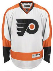 NHL Philadelphia Flyers White Jersey Nhl Hockey Jerseys 2a5cc7471