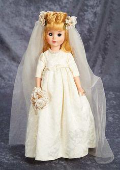 """17"""" Polly Bride in Original Box by Madame Alexander 300/500"""
