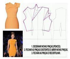 Trasformazione di un vestito