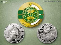 Coritiba revela como serão as medalhas comemorativas aos 100 anos do clube , a serem confeccionadas pela Casa da Moeda O pré-lançamento foi...